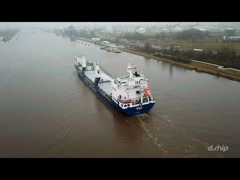 dship Carriers – MV Gallia