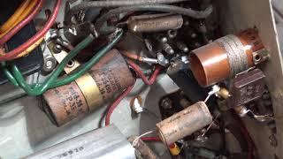 85 Year Old Radio Restoration - Stromberg Carlson 58L antique tube radio