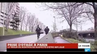 Prise d'otages à Paris 09/01/2015