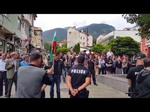 Karlova'daki Müslümanların Gösterisi 2