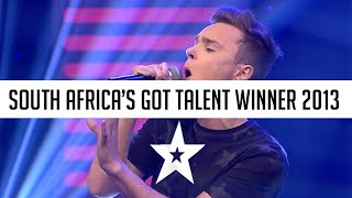 Watch Johnny Apples winning performance on South Africas Got Talent 2013 YouTube Videos