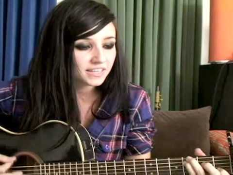 "LIGHTS- ""The Listening"" Ustream Acoustic Performance"