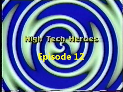 High Tech Heroes, 12:  Michael Kaplan