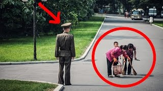 Kuzey Kore'de GİZLİCE Çekilmiş 25 YASAKLI FOTOĞRAF thumbnail