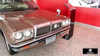 The Siam@Siam Datsun Car Museum in East Pattaya! Vlog 366