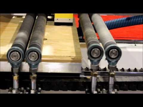 Northwood Upholstered Furniture CNC Machine