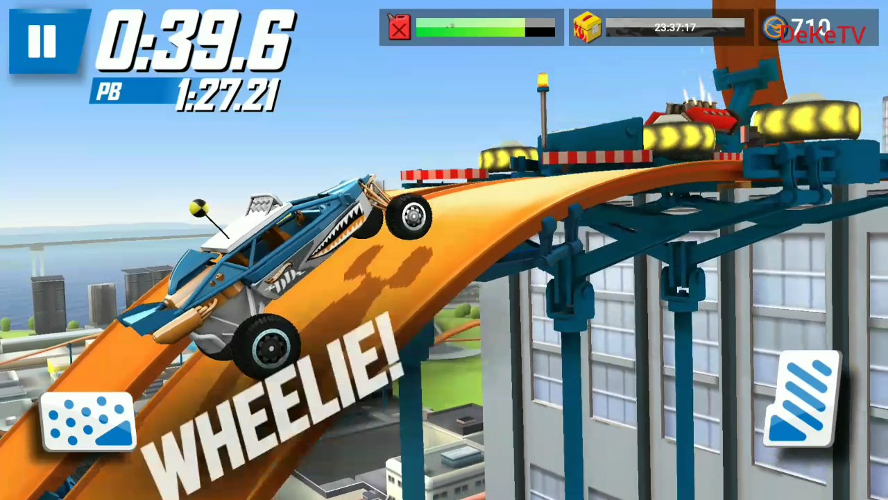 Hot Wheels Race Off Dune It Up Level 8 Road Review