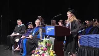 Penn College Commencement: May 12, 2017