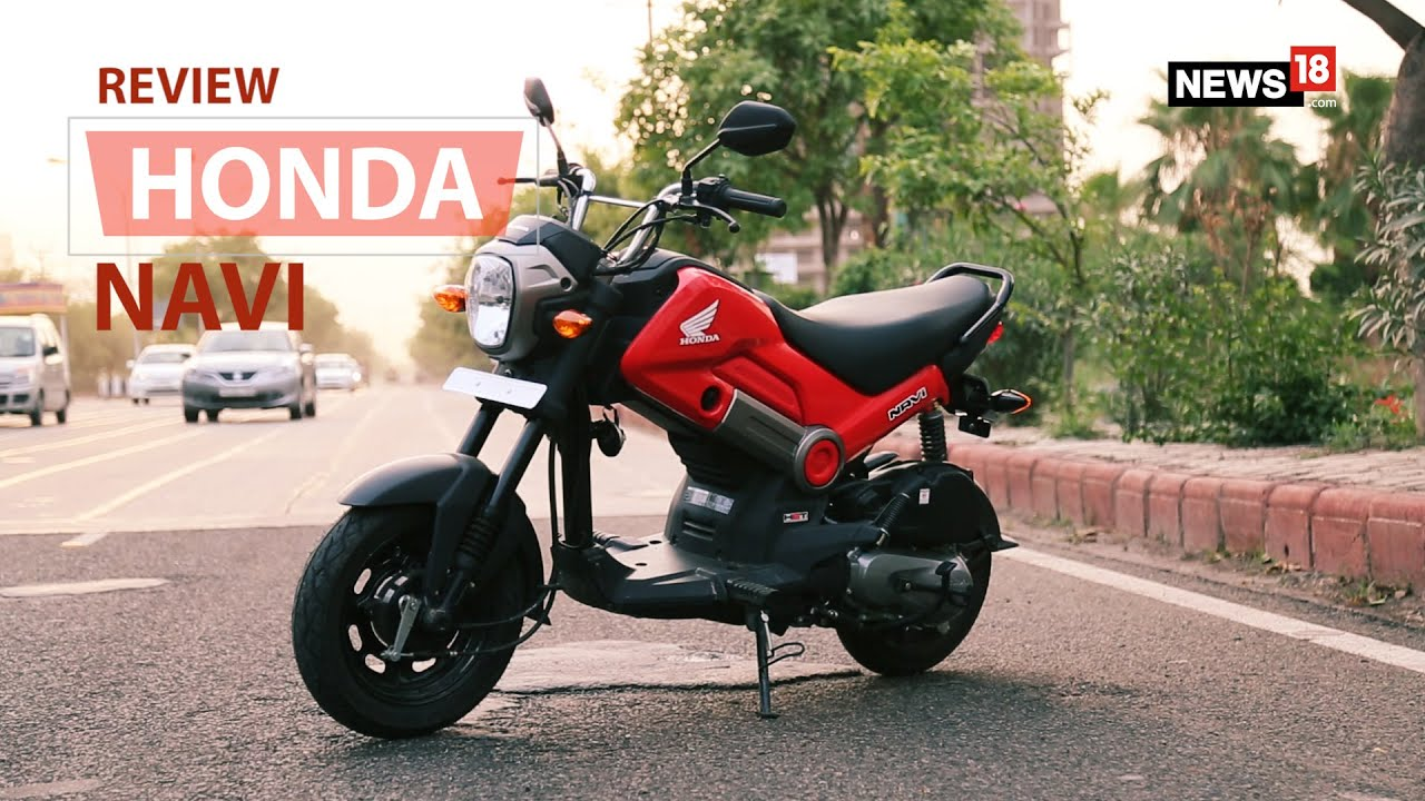 honda navi review | the most fun two-wheeler in india? - youtube