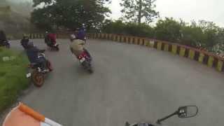Independence Day ride 2 Bangalore (Hebbal to Nandi hills)