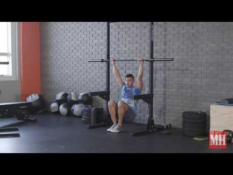 The Busy Man's Upper-Body Workout