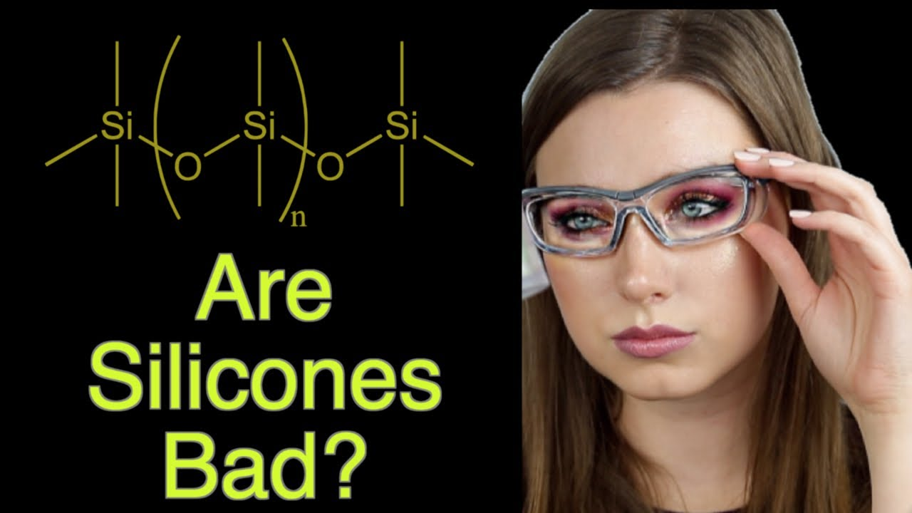 Are Silicones Bad For Your Skin And Hair Is Dimethicone Bad Molecule Monday Youtube