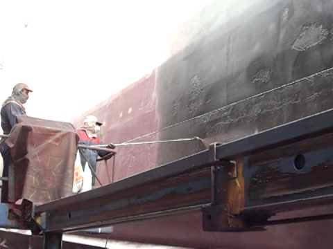 N. Hilios Ltd: Vessel painting