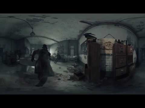360 DEGREE VR GAME TRAILER   Assassin's Creed Syndicate  Jack the Ripper  4K Trailer 360 VR