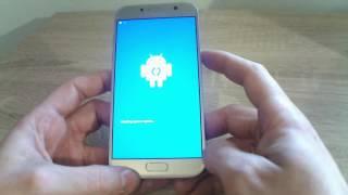 Samsung Galaxy A5 2017 komplett zurück setzen (Hard Reset)(deutsch)