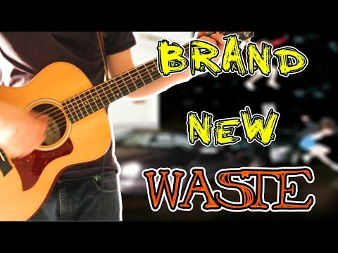 Brand New - Waste Acoustic Guitar Cover 1080P