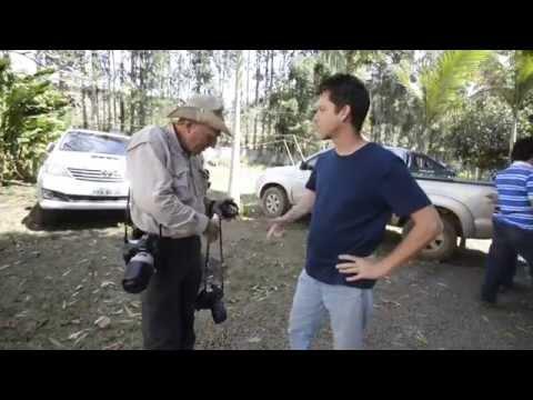 Sebastião Salgado mostra a CANON 1DX