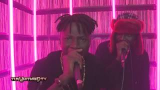 Gambar cover Stonebwoy & Yaa Pono freestyle - Westwood Crib Session
