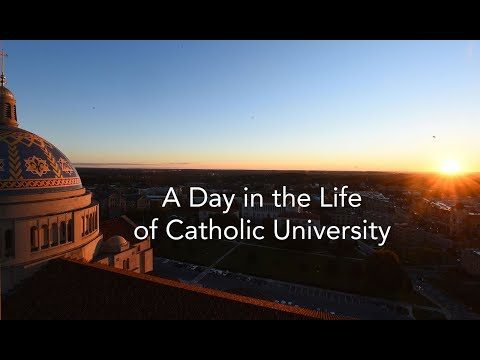 Explore The Catholic University of America