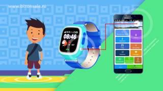 видео Возможности современных детских «умных» часов