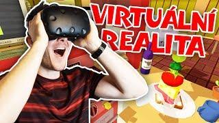 UPDATE NEJLEPŠÍ HRY! | Virtuální Realita | HouseBox