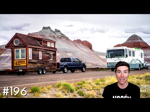 TINY HOUSE vs RV - WHICH IS BETTER?
