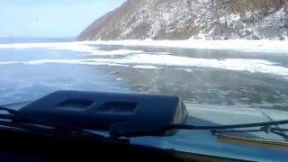 Зимняя рыбалка на Байкале 2016  Ловля хариуса