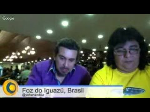 BRASIL I Sao Paulo. Reseña VII Forum Mundial de Ufología. @yohanandiaz