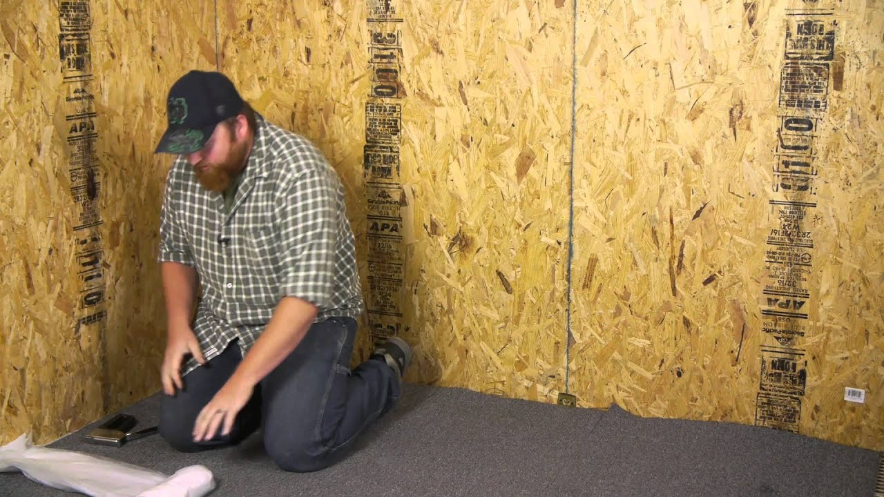 How to Protect Your Carpet When Installing a Temporary Wall : Carpet ...