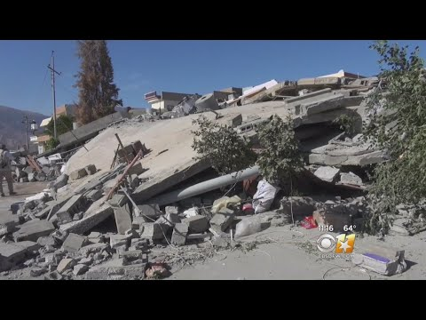 Death Toll Climbs After 7.3 Earthquake On Iran-Iraq Border