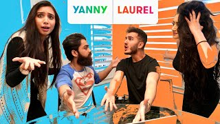 DO YOU HEAR LAUREL OR YANNY!?  **What the HELL**