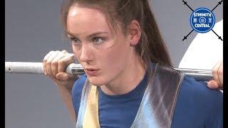 Vilma Olsson - 501 kg @ 19 yo - EPF Classic Championships 2018 - 1st Place 72 Jr