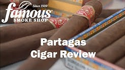 Partagas Cigars Overview - Famous Smoke Shop