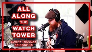 All Along the Watchtower | Jimi Hendrix Cover by T. Davis