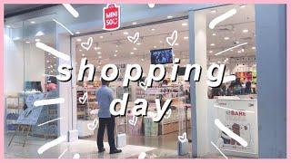 shopping day + mini haul | ph day 2 + 3