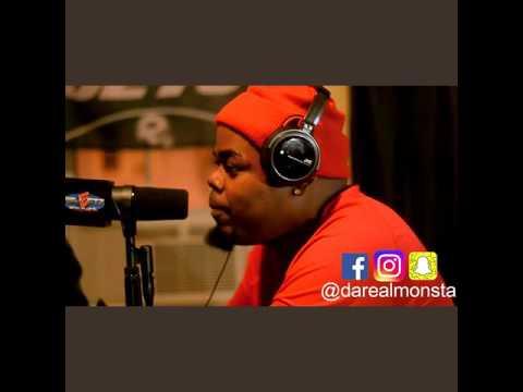 Darealmonsta live on REJECTZ RADIO