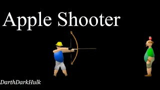Apple Shooter (Gameplay sin Comentar).- DarthDarkHulk