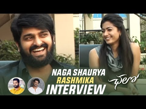 Naga Shaurya and Rashmika Special Fun Interview About Chalo | TFPC