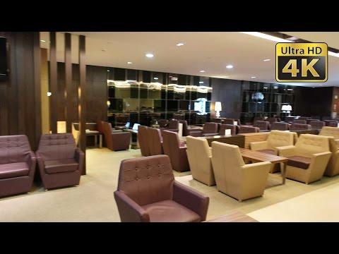 Sagan Bisita Lounge at Guam International Airport (4K)