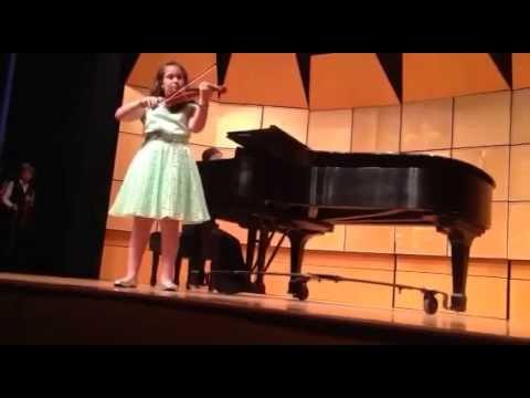 Lynn Prep Recital 2014