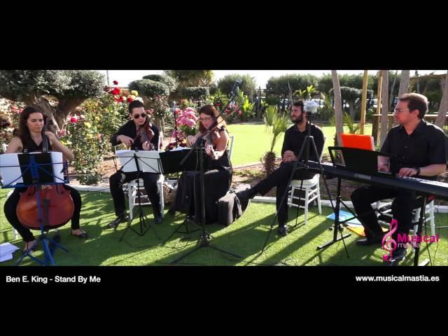 Ben E King - Stand By Me Cover - MUSICA BODAS ALMERIA MUSICA BODAS ALICANTE