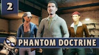 Phantom Doctrine - KGB Campaign - Part 2 - Ambush