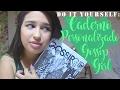 DIY: Caderno Personalizado Gossip Girl - ScenesGG