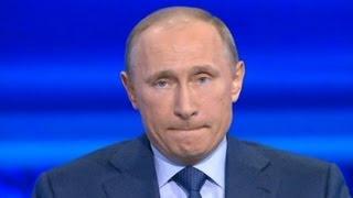 Putin in Höchstform - YOU FM Synchro mit Coldmirror