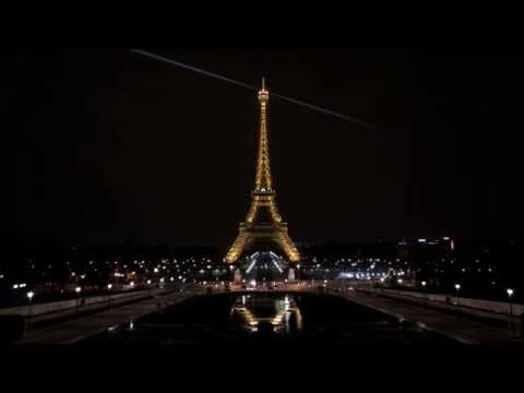 Proposal for a new lighting of the Eiffel Tower