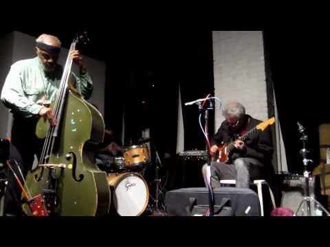 Marc Ribot Trio w/Cooper-Moore, part 1 (2/1/2014)