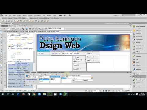 membuat-menu-bar-web-dengan-dengan-mudah-di-dreamweaver-  -pendidikan-teknik-komputer