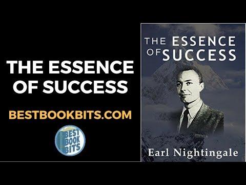 The Essence of Success | Earl Nightingale | Book Summary | Bestbookbits.com