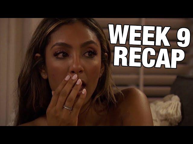 A Shocking Return - The Bachelorette Breakdown Tayshia\'s Season Week 9 RECAP