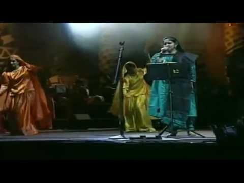 Kehna Hi Kya ... -  K S Chithra and A R  Rahman - Live in Concert